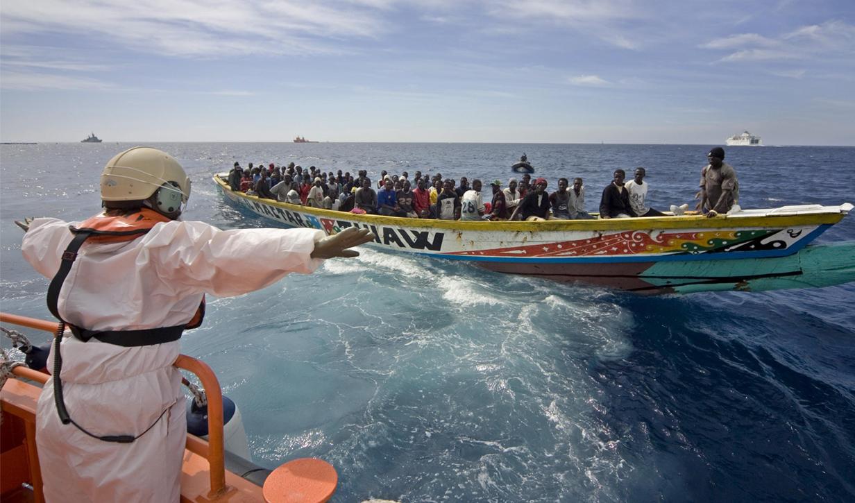 Afbeelding Migrant Files 1