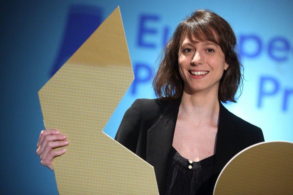 Marion Quillard, Winner of The Investigative Reporting Award 2016
