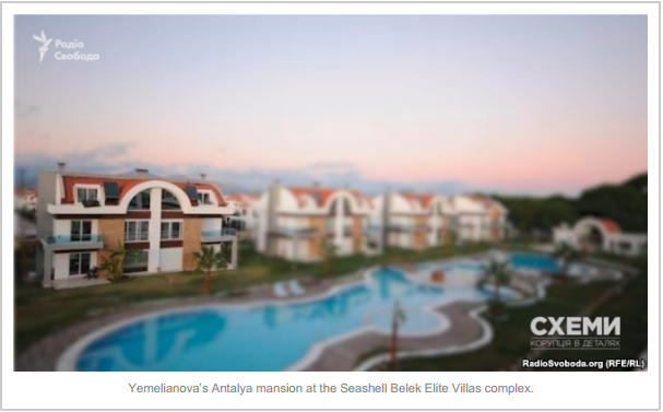 Investment In The Turkish Real Estate Resort Region Of Belek Totaled 350 Thousand Liras Or 250 USD At Time