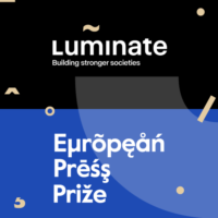 Luminate joins the European Press Prize