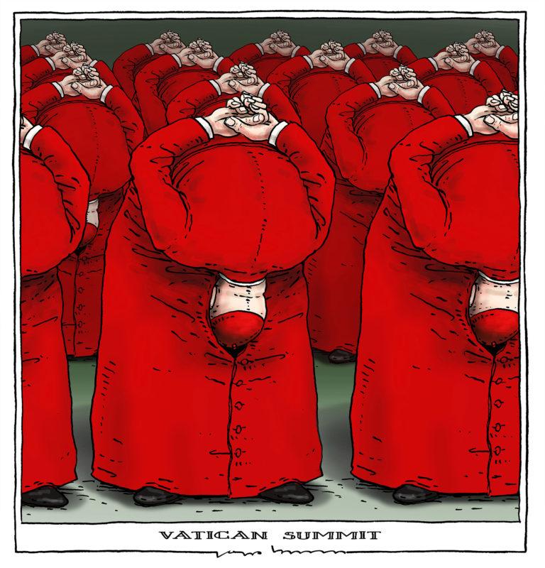 Vatican summit