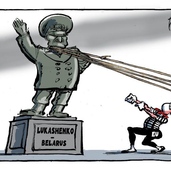 European Cartoon Award cartoon